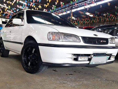 2002 Toyota Corolla LE 1.3 Manual ORIG PAINT! for sale in Quezon City