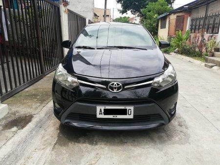 Black 2014 Toyota Vios for sale in San Pedro