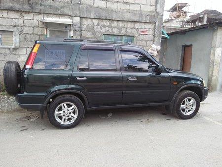 Used Honda Cr-V 2001 for sale in Quezon City