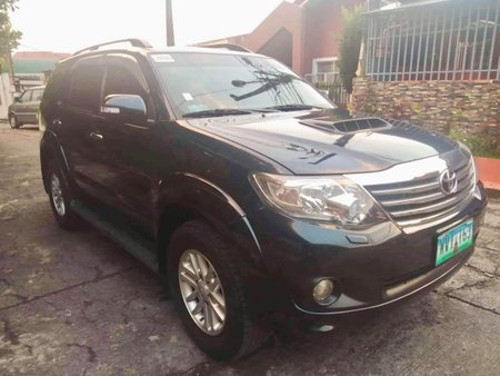 Selling 2nd Hand Toyota Fortuner 2013 in Las Pinas