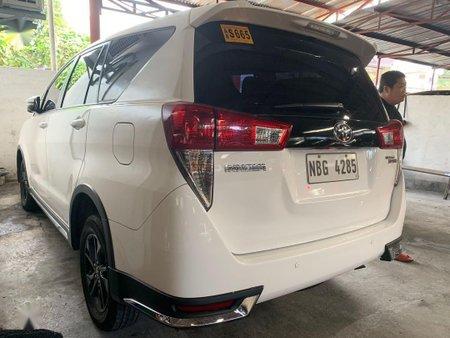 White Toyota Innova 2019 for sale in Quezon City