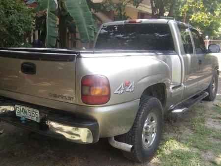 Chevrolet Silverado 2000 for sale in Manila