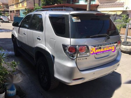 2015 Toyota Fortuner for sale in Parañaque