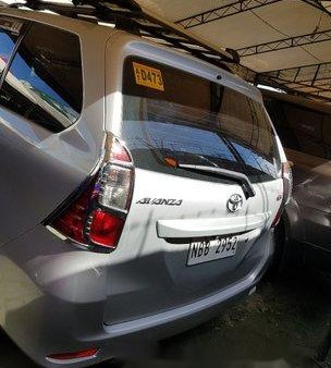 Silver Toyota Avanza 2018 for sale in Marikina