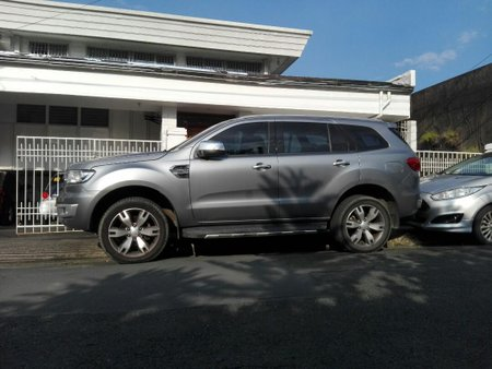 2016 Ford Everest for sale in Parañaque