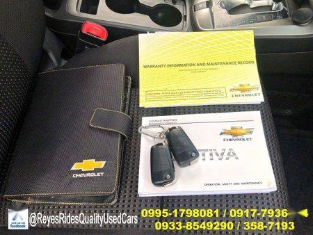 2016 Chevrolet Captiva for sale in Cainta