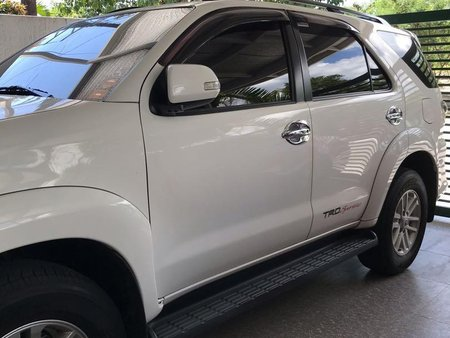 2014 Toyota Fortuner for sale in Paranaque