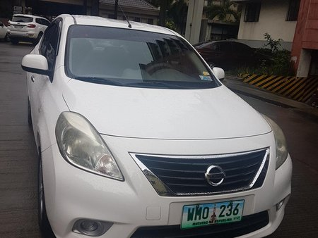 Used NISSAN ALMERA 2013 AUTOMATIC for sale in Pasig