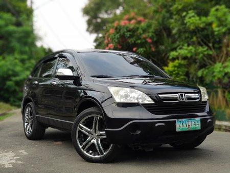 Black 2008 Honda Cr-V for sale in San Pablo