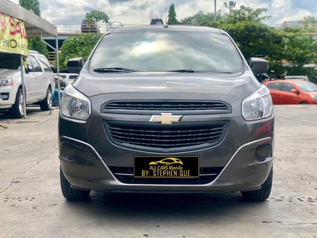 2014 Chevrolet Spin 1.3 LS Manual Diesel for sale in Makati