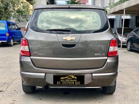 2014 Chevrolet Spin 1.3 LS Manual Diesel for sale in Makati