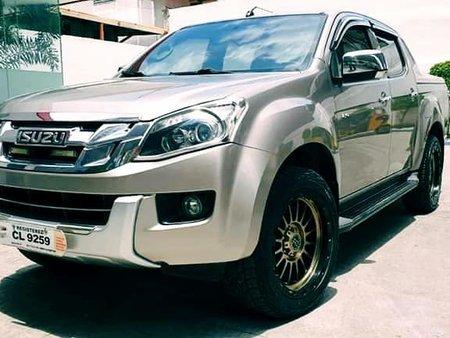 2015 ISUZU D-MAX 4X4 AT for sale in Cebu