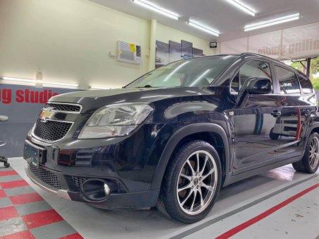 Used Chevrolet Orlando LT 2012 for sale in Mandaue