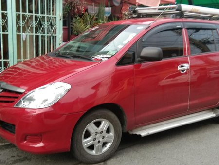 Used Toyota Innova J. 2010 diesel for sale in Las Pinas