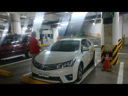 Used Toyota Corolla Altis 2014 for sale in Quezon City