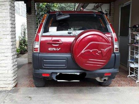 Used Honda CR-V 2003 for sale in Davao City