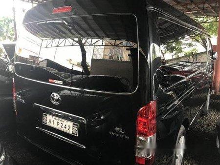Sell Black 2018 Toyota Hiace Manual Diesel at 7000 km