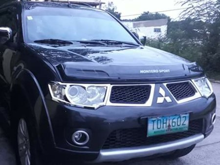Used Mitsubishi Montero Sports GLS V 2012 model AT transmission for sale in Luna