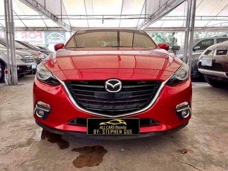 2016 Mazda 3 2.0L Hatchback Skyactiv Gas Automatic for sale in Makati