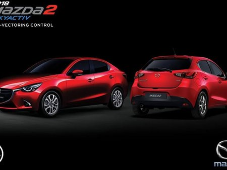 2019 Brand New Mazda 2 for sale in Mandaluyong