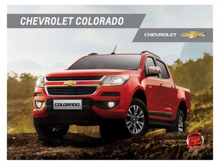 2019 Brand New Chevrolet Colorado for sale in Pasay