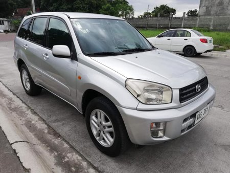 2003 Toyota Rav4 MT for sale in Aborlan