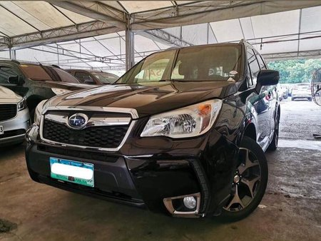 2013 Subaru Forester 2.0L XT Turbo AWD CVT for sale in Lagangilang