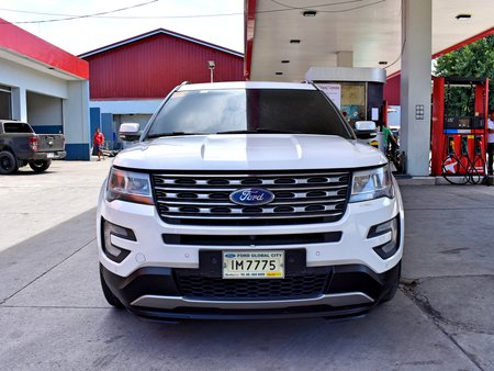 2016 Ford Explorer Super Fresh 1.748m Nego Batangas Area for sale in Lemery