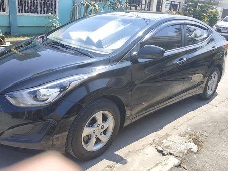 2014 Hyundai Elantra for sale in Quezon City