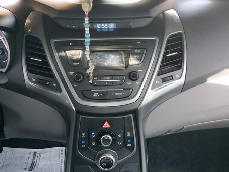 Used Hyundai Elantra 2014 for sale in Quezon City