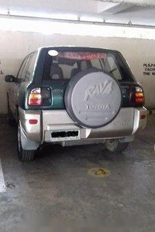 Green Toyota Rav4 1998 Automatic Gasoline for sale