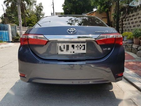 2014 Toyota Corolla Altis for sale in Quezon City