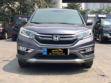 Used 2017 Honda Cr-V Automatic Gasoline for sale