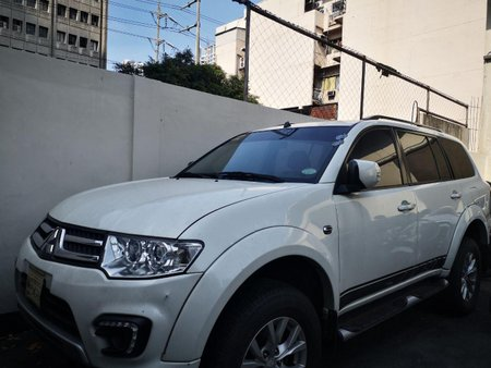 Selling 2nd Hand Mitsubishi Montero Sport 2015 in Makati