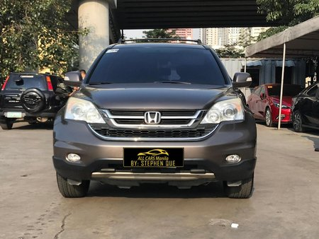 Sell Used 2011 Honda Cr-V Automatic Gasoline in Makati