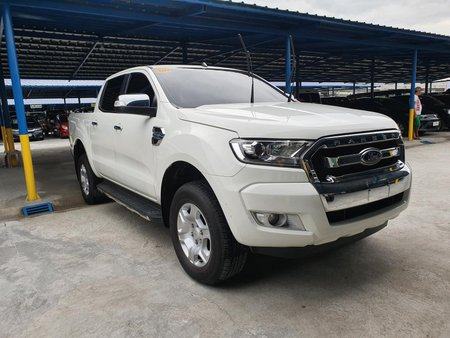2018 Ford Ranger XLT for sale in Quezon City