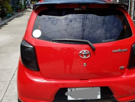 2015 Toyota Wigo for sale in Cabuyao