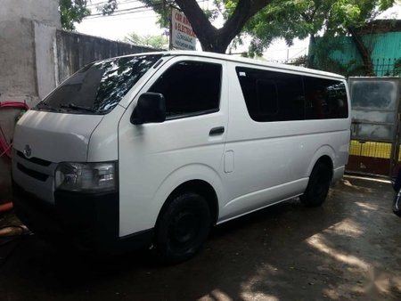 2016 Toyota Hiace for sale in Taguig