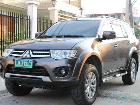 2014 Mitsubishi Montero Sport GLX Automatic for sale in Bacoor