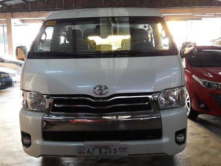 2018 Toyota Hiace SUPER GRANDIA 3.0 Automatic Diesel