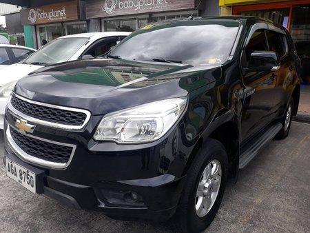 Chevrolet Trailblazer 2.8L 2014 Automatic Transmission
