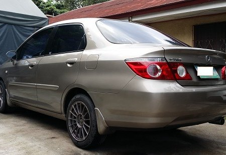 2008 model Honda City Idsi vtec