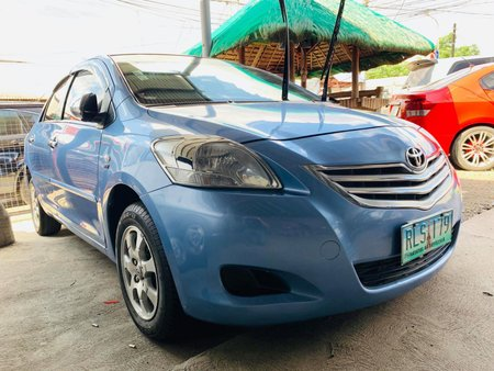 Used Toyota Vios 1.3E 2012 for sale in Santiago