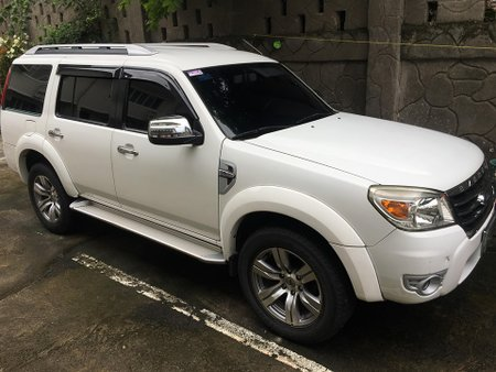 2010 Ford Everest automatic transmission for sale in San Jose