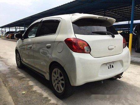 Selling Mitsubishi Mirage 2015 Manual Gasoline in Manila