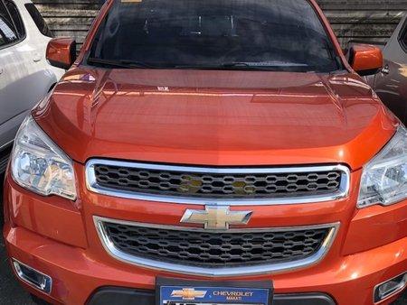 2016 Chevrolet Colorado for sale in Quezon City