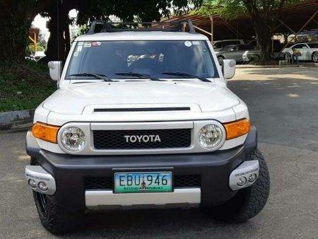 Used Toyota Fj Cruiser 2014 for sale in Manila