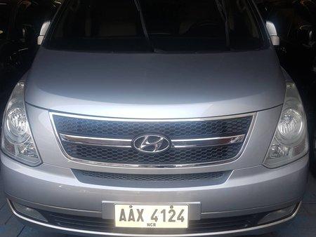 2014 Hyundai Silver Starex VGT for sale in Quezon City
