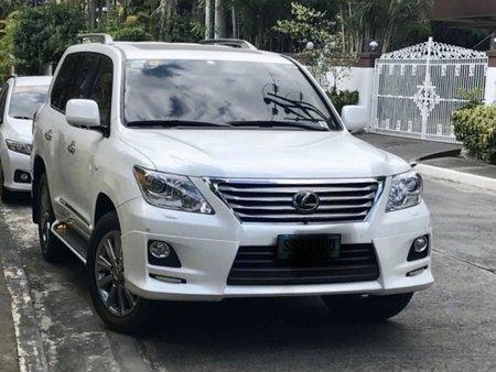 2011 LEXUS LX570 FOR SALE in Makati