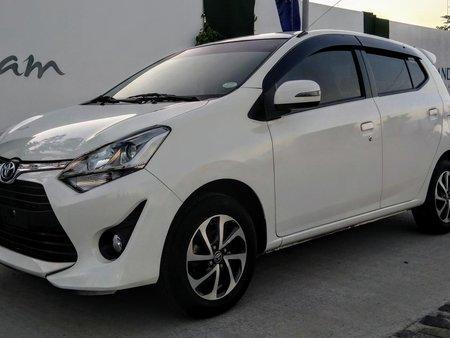 Toyota Wigo 2018 Automatic not 2017 2019